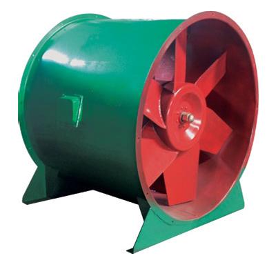 消防轴流排烟机单速系列-HTF(A)-l型
