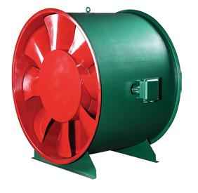 消防斜流风机单速 HTF(B)-l型