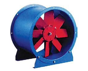 KTF-l/ll型轴流通风机