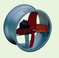 SF型管道轴流通风机