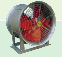 SF节能低噪声壁式通风机